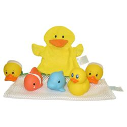 Carousel Bath Time Set