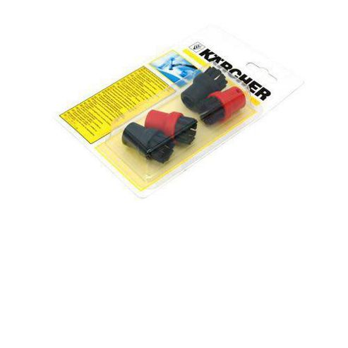 Karcher Round Brush Set with Nylon Bristles
