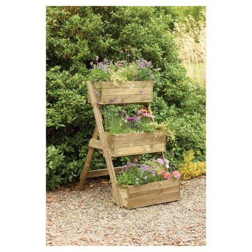 Cascade Tiered Planter
