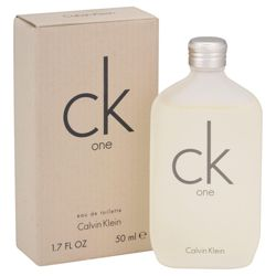Calvin Klein CK1 Eau De Toilette Spray 50ml