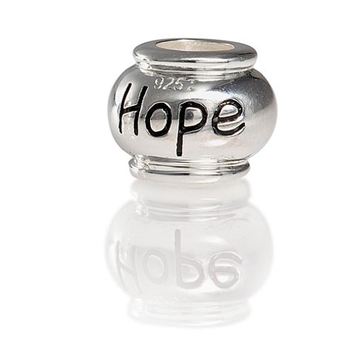 Sterling Silver Hope Bead