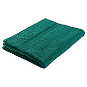 Tesco Hand Towel Sea Green