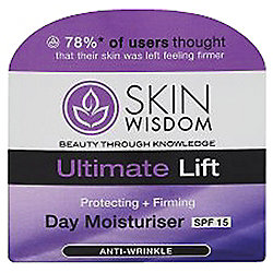 Skin Wisdom Ultimate Lift Day Moisturiser 50ml