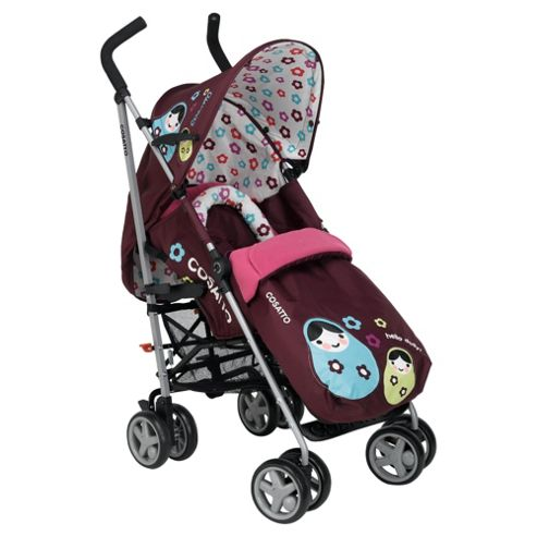 Cosatto Swift Lite Pushchair, Hello Dolly