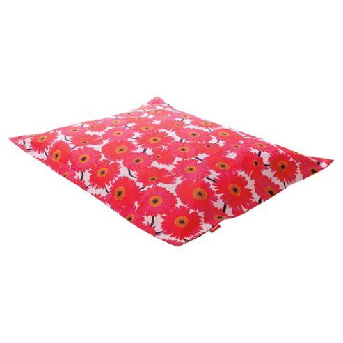 Kaikoo Extra Large Indoor/Outdoor Floor Cushion, Floral