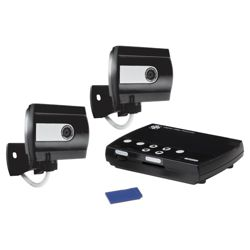 Colour Recordable Camera System, 2 x Colour System