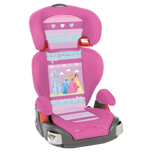 Graco Junior Max Car Seat, Group 2-3, Disney Princess 2