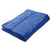 Tesco Hand Towel Electric Blue