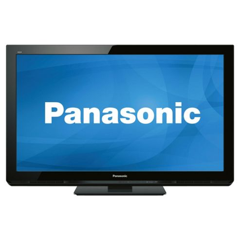 Panasonic TX-P42UT30B 42-inch Full HD 1080p 3D Plasma TV with Freeview HD