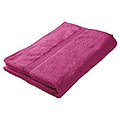 Tesco Hand Towel Sweet Pink