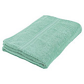 Tesco Hand Towel Mint