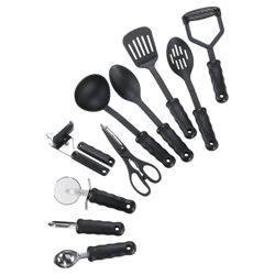 Tesco 10 piece Kitchen Utensils and Gadget Set