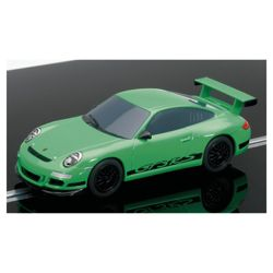 Scalextric C3074 Porsche 997 1:32 Scale Super Resistant Slot Car