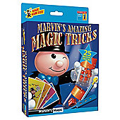 Marvin's Amazing 25 Magic Tricks Set 1