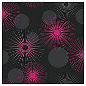 Arthouse Jazz Black and Pink
