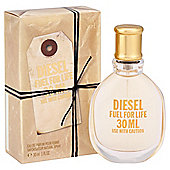 Diesel Fuel For Life Eau De Toilette Spray 30ml
