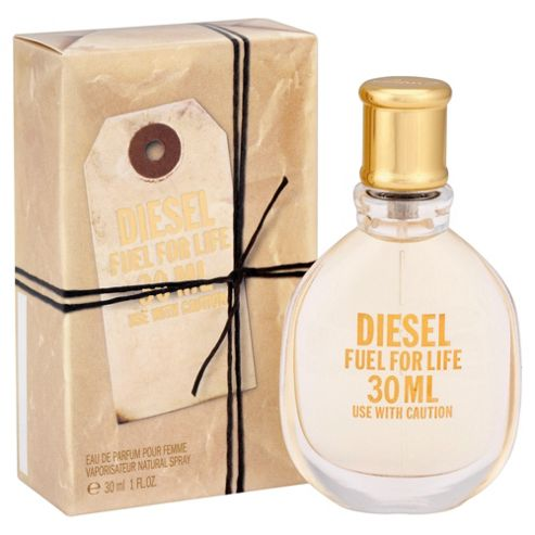 Diesel Fuel for Life Eau de Parfum Natural Spray 30ml