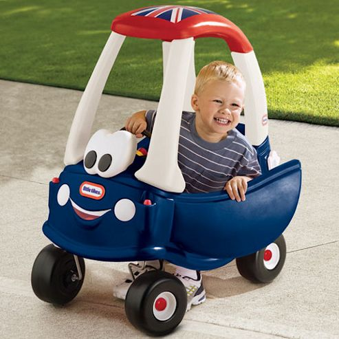 Little Tikes Cozy Coupe GB Ride-On