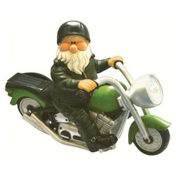 Woodland Wilf Born to be Wild Gnome