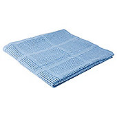 Tesco Cellular Blanket 2pk Moses/PramBlue