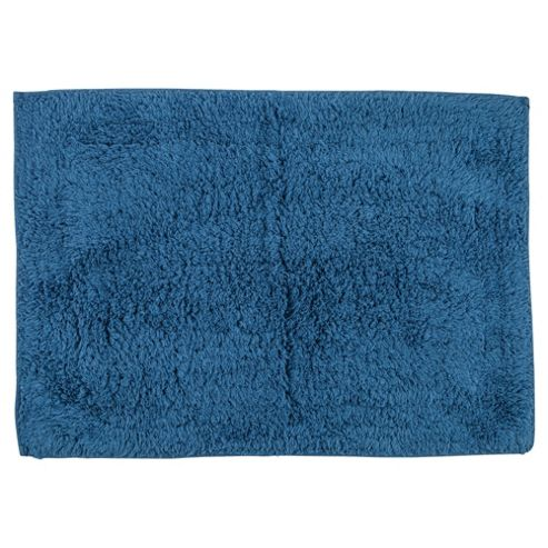 Tesco Bath Mat Denim