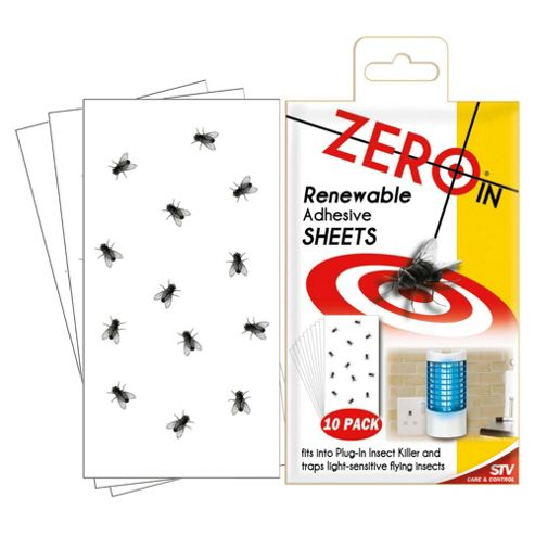 Zero In Plug In Insect Killer Refills