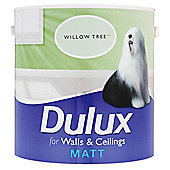 Dulux Matt Emulsion Willow Tree 2.5l