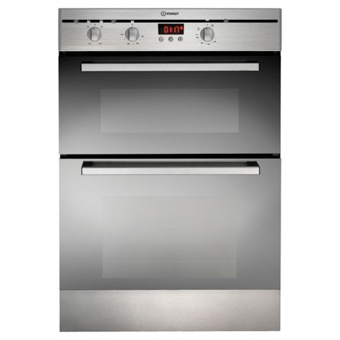 INDESIT FIMD 23 IX BUILT IN DOUBLE OVEN