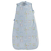 Grobag Baby Sleeping Bag, Forest Friends 1.0 Tog 6-18 Months