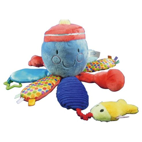 Minikins Activity Octopus