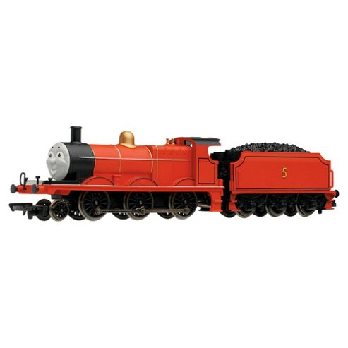 Hornby R852 Thomas & Friends James the Red Engine 00 Gauge Locomotive