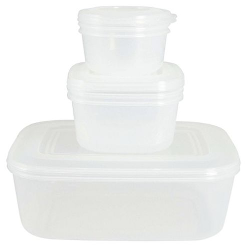 Tesco Value 5 piece Container Set