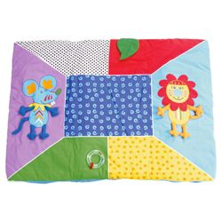 Red Kite travel Cot Baby Playmat