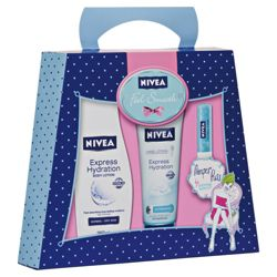 Nivea Smooth Gift Pack