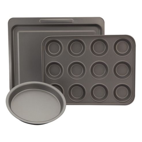Tesco Non-stick Bakeware Set