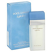 Dolce & Gabbana 25ml Eau De Toilette Spray Light Blue