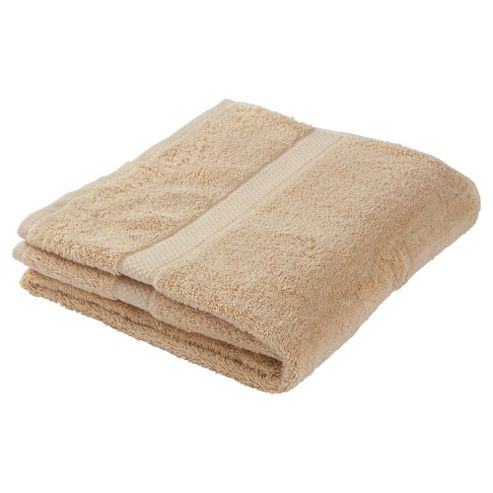 Finest Pima Bath Towel Camel Gold