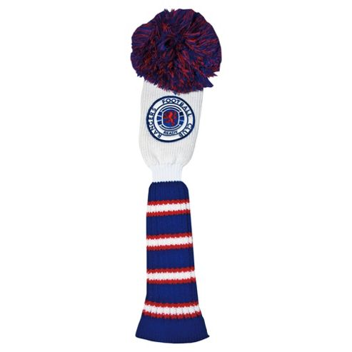 Rangers Golf Driver Head Cover Pompom