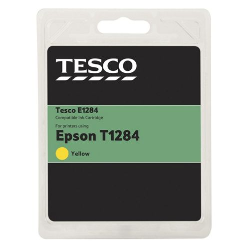 TESCO E1284 Printer Ink Cartridge - Yellow