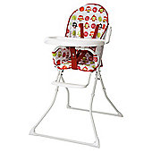 Red Kite Feed Me Highchair Unisex Tweet