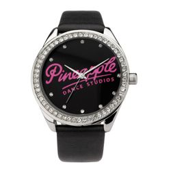 Pineapple Ladies Stone Set Watch
