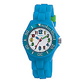 Peers Hardy TK0012 Tikkers Childrens Rubber Strap Watch Blue