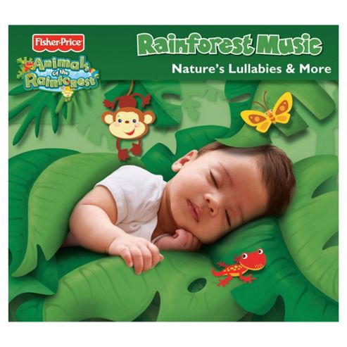 Fisher-Price Rainforest 2Cd