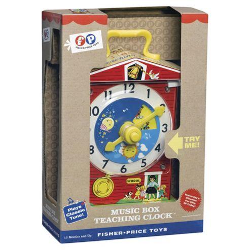 Fisher-Price Classics: Teaching Clock