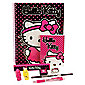Hello Kitty Dotty Filled PVC Tote Bag