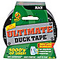 Ultimate Duck Tape® 50mm x 25M Black