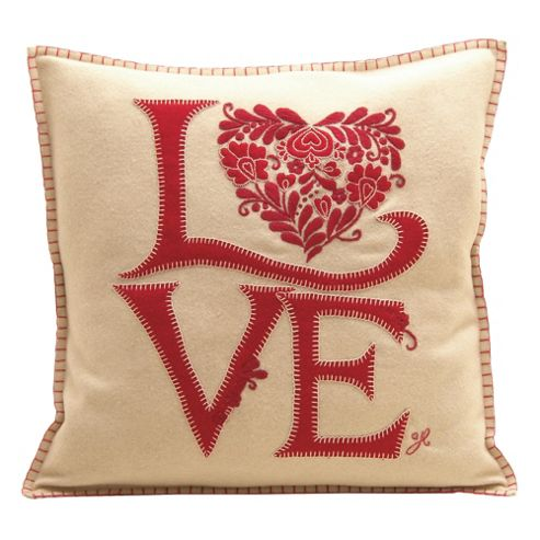 Jan Constantine Romany Love Cushion