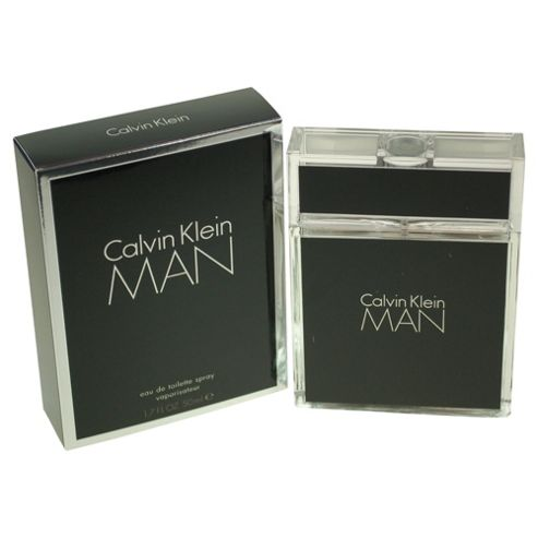 Calvin Klein Man Eau De Toilette Spray 50ml