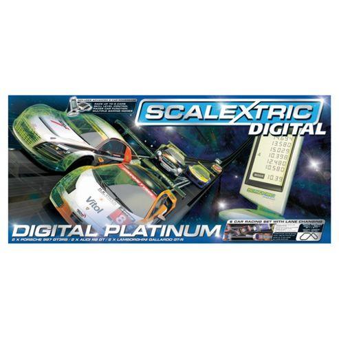 Scalextric C1276 Digital Platinum 1:32 Scale Race Set