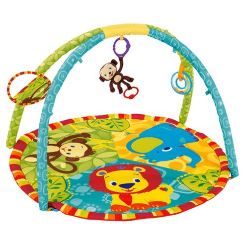 Bright Starts Pal Around Jungle Baby Play Gym